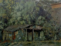 oil on canvas, 96.5 x 126.5 cm